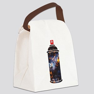 Spray Paint - Cosmic Canvas Lunch Bag