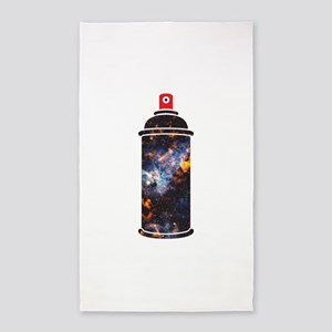 Spray Paint - Cosmic 3'x5' Area Rug