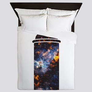 Spray Paint - Cosmic Queen Duvet