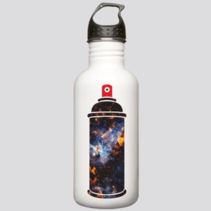 Spray Paint - Cosmic Water Bottle