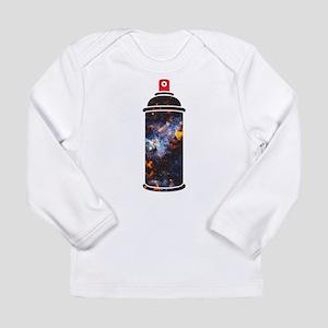 Spray Paint - Cosmic Long Sleeve T-Shirt