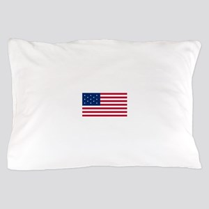 US 2nd - 13 Star Pillow Case