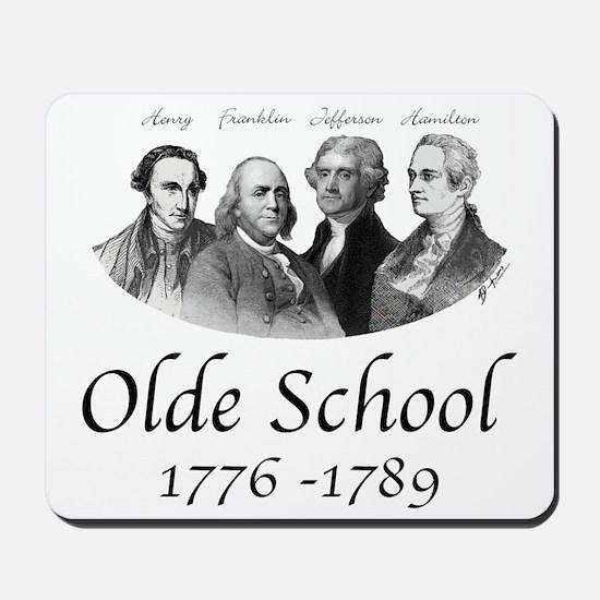 Olde School Mousepad