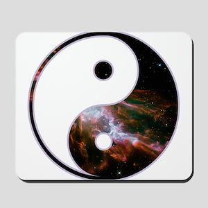 Yin Yang - Cosmic Mousepad