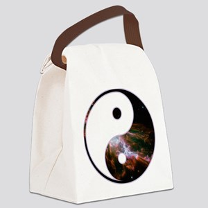 Yin Yang - Cosmic Canvas Lunch Bag