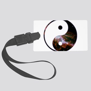 Yin Yang - Cosmic Luggage Tag