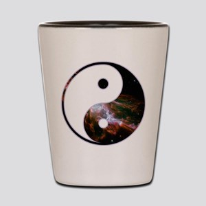 Yin Yang - Cosmic Shot Glass