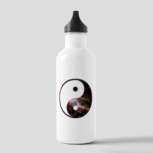 Yin Yang - Cosmic Water Bottle