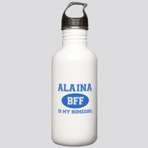 Alaina is my homegirl Stainless Water Bottle 1.0L