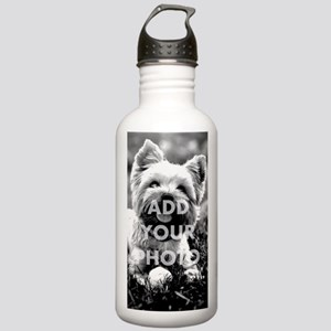 Add Your Own Photo Stainless Water Bottle 1.0L
