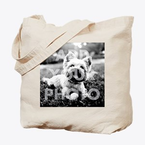 Add Your Own Photo Tote Bag
