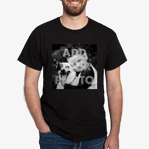 Add Your Own Photo Dark T-Shirt