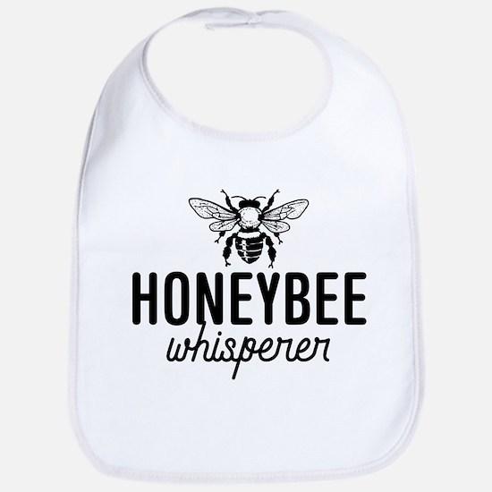 Honeybee Whisperer Baby Bib