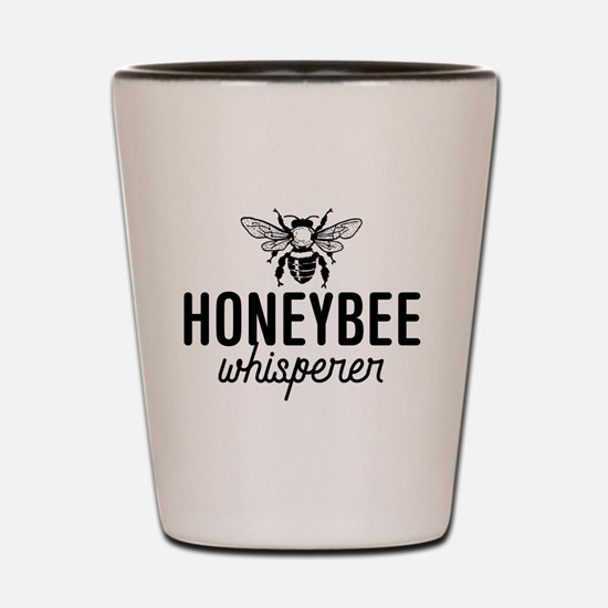 Honeybee Whisperer Shot Glass