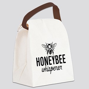Honeybee Whisperer Canvas Lunch Bag