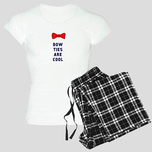 Bow ties are cool Pajamas