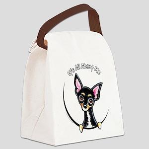 B/T Chihuahua IAAM Canvas Lunch Bag