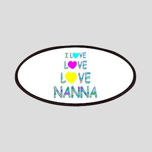 Love Love Nanna Patches