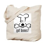 cool dog duke chef Tote Bag
