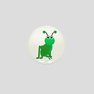 Grasshopper Mini Button