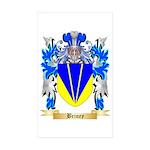 Briney Sticker (Rectangle 50 pk)
