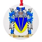 Brine Round Ornament