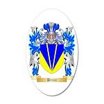 Brine 35x21 Oval Wall Decal