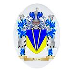 Brine Ornament (Oval)