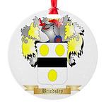 Brindsley Round Ornament