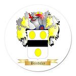 Brindsley Round Car Magnet