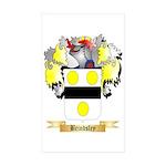 Brindsley Sticker (Rectangle 50 pk)