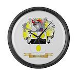 Brindsley Large Wall Clock