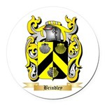 Brindley Round Car Magnet