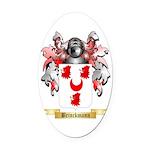 Brinckmann Oval Car Magnet