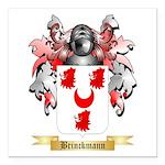 Brinckmann Square Car Magnet 3