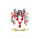 Brinckmann Sticker (Rectangle)