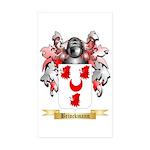 Brinckmann Sticker (Rectangle 50 pk)