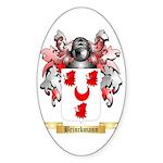 Brinckmann Sticker (Oval 50 pk)
