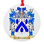 Brimner Round Ornament