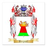 Brignall Square Car Magnet 3