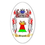Brignall Sticker (Oval)