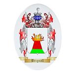 Brignall Ornament (Oval)