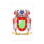 Brighton Sticker (Rectangle 50 pk)