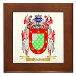 Brighton Framed Tile