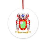 Brighton Ornament (Round)