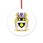 Brightman Ornament (Round)