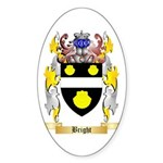 Bright Sticker (Oval 10 pk)