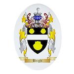 Bright Ornament (Oval)
