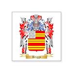 Briggs Square Sticker 3