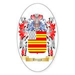 Briggs Sticker (Oval)